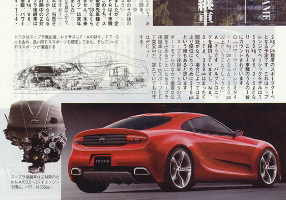 possible next-gen supra
